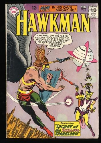 Hawkman #2 VG/FN 5.0
