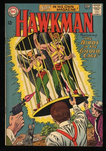 Hawkman #3 FN 6.0