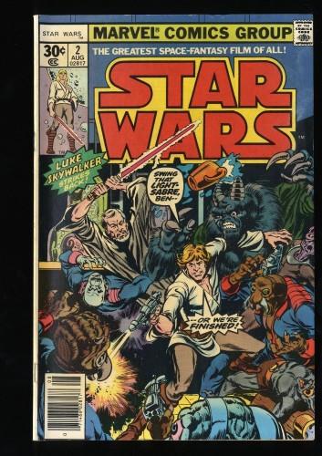 Star Wars #2 FN/VF 7.0