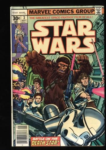 Star Wars #3 FN 6.0
