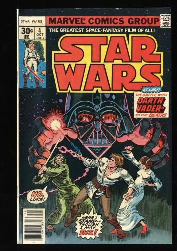 Star Wars #4 FN+ 6.5