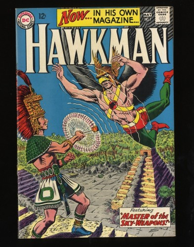 Hawkman #1 FN/VF 7.0