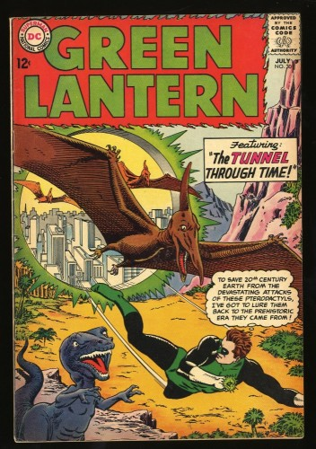 Green Lantern #30 FN 6.0