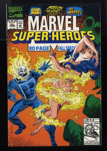 Marvel Super-Heroes Vol.2 #11 FN/VF 7.0 (Fall '92 Issue)