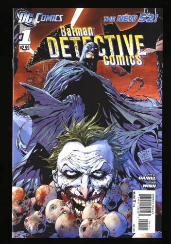 Detective Comics Vol.2 #1 NM 9.4
