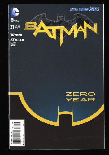 Batman Vol.4 #21 NM+ 9.6 1st Duke Thomas