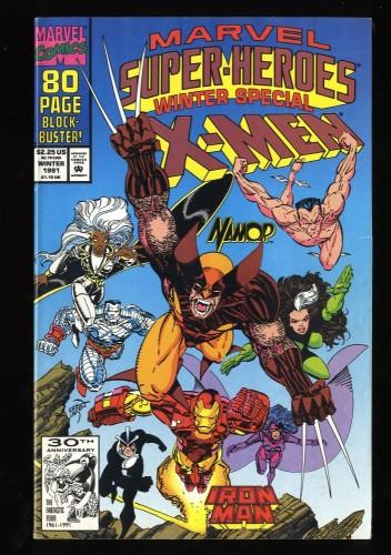 Marvel Super-Heroes  #8 FN/VF 7.0