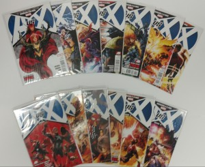 Avengers vs X-Men lot 0-12 Complete Set Lot High Grade Run