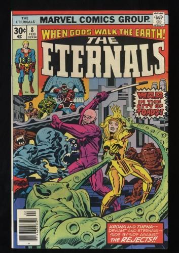 Eternals #8 FN/VF 7.0