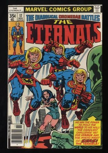 Eternals #17 FN/VF 7.0