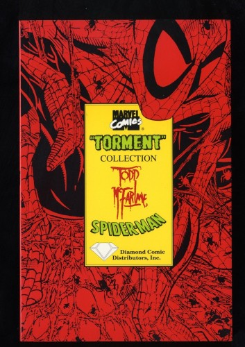 "Spider-Man Todd McFarlane ""Torment"" Collection Diamond Comics Retailer Incentive"