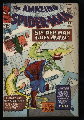 Amazing Spider-Man #24 FN/VF 7.0