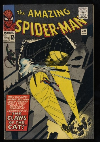 Amazing Spider-Man #30 FN+ 6.5