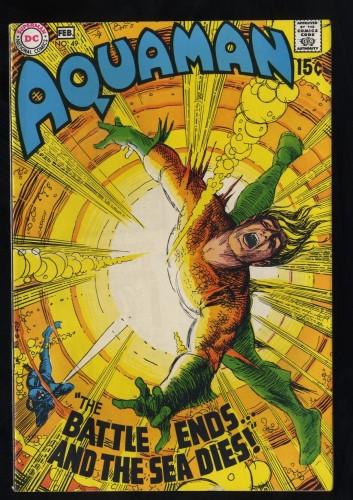 Aquaman #49 FN/VF 7.0