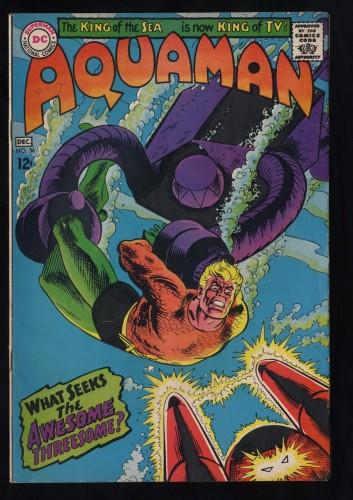Aquaman #36 FN+ 6.5