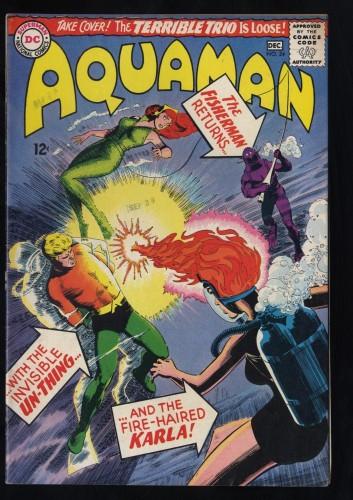 Aquaman #24 FN/VF 7.0