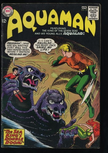 Aquaman #20 FN- 5.5