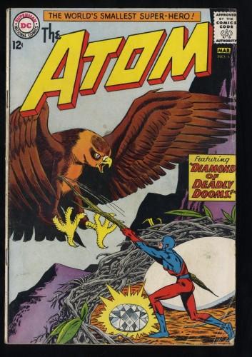 Atom #5 VG 4.0