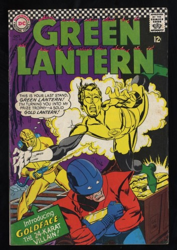 Green Lantern #48 FN 6.0