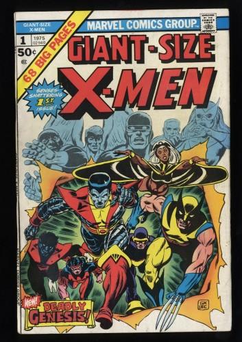 Giant-Size X-Men #1 FN+ 6.5