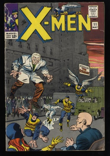 X-Men #11 VG 4.0
