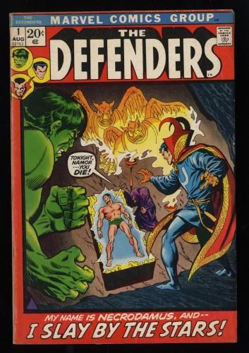 Defenders #1 VG/FN 5.0