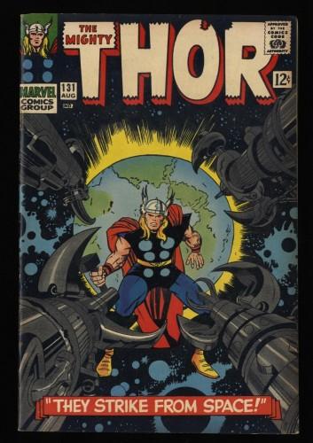 Thor #131 VF- 7.5
