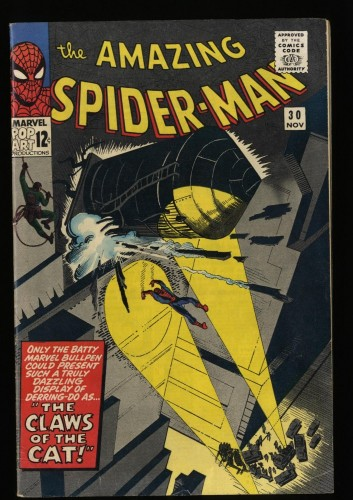 Amazing Spider-Man #30 FN 6.0
