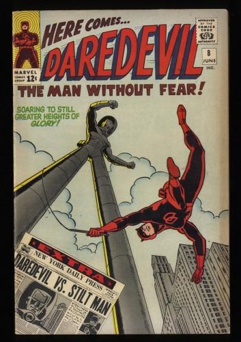 Daredevil #8 VG/FN 5.0