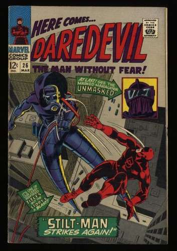 Daredevil #26 VF 8.0 Marvel Comics