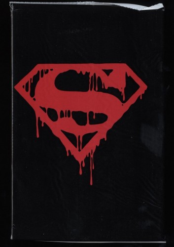 Superman #75 Near Mint Black Bag Sealed!