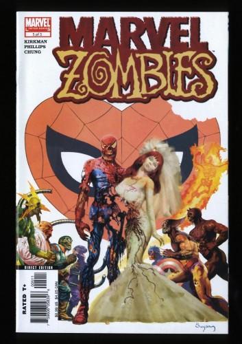 Marvel Zombies #5 NM/M 9.8