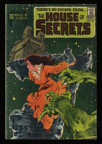 House Of Secrets #90 FN/VF 7.0 DC Comics