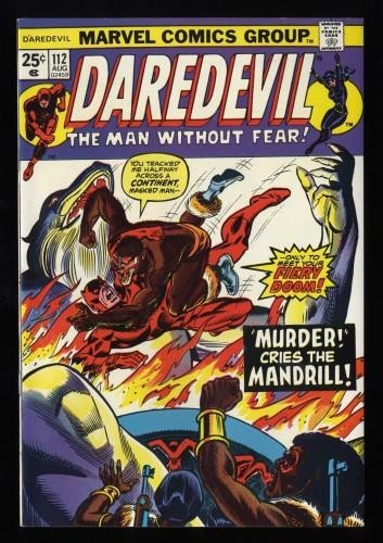Daredevil #112 NM 9.4 Marvel Comics