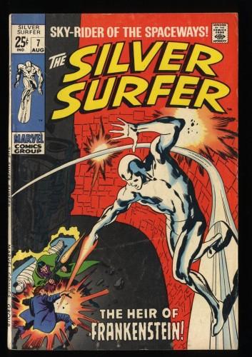 Silver Surfer #7 VG/FN 5.0 Marvel Comics