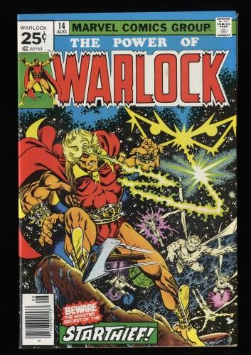 Warlock #14 NM- 9.2