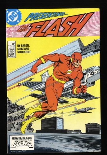 Flash Vol.2 #1 VF+ 8.5