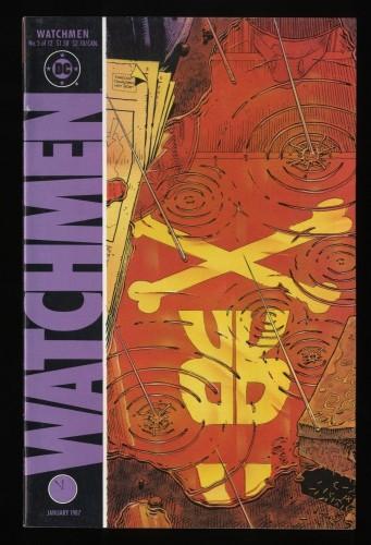 Watchmen #5 FN 6.0