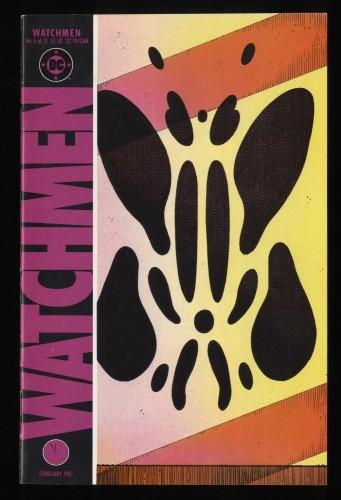 Watchmen #6 FN+ 6.5