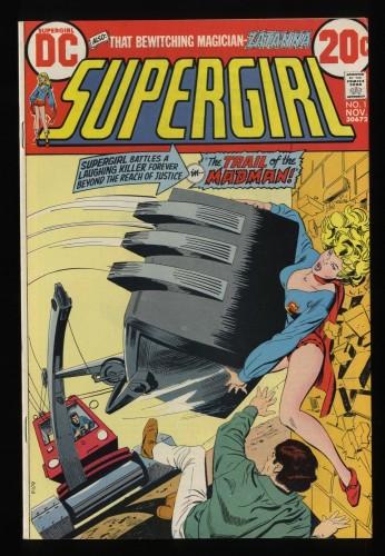 Supergirl #1 VF 8.0