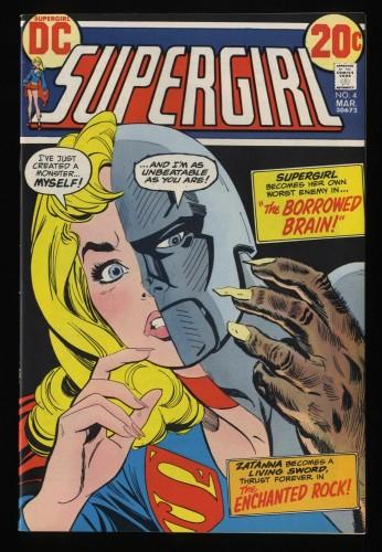 Supergirl #4 NM- 9.2