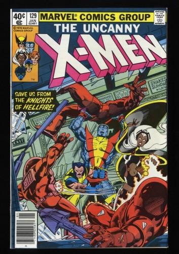 X-Men #129 NM- 9.2 Marvel Comics 1st Kitty Pryde!
