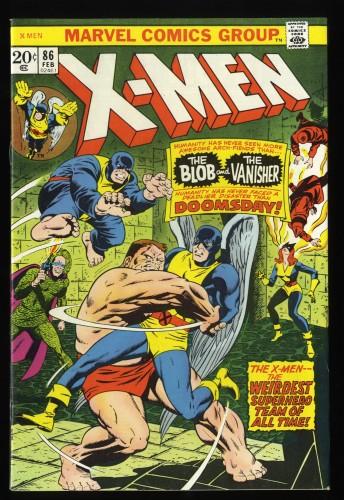 X-Men #86 VF 8.0 1st Print