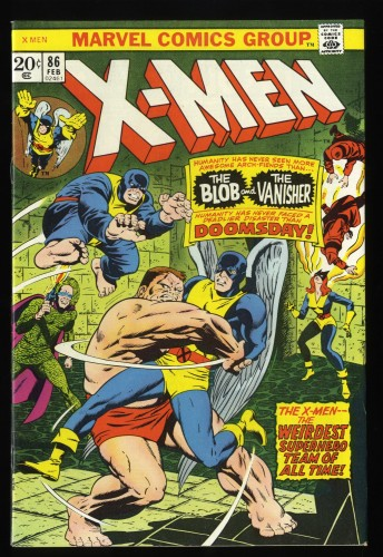X-Men #86 VF 8.0 Marvel Comics