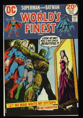 World's Finest Comics #220 NM- 9.2
