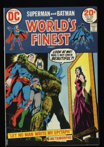 World's Finest Comics #220 NM+ 9.6