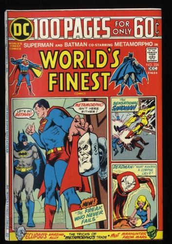 World's Finest Comics #226 VF+ 8.5
