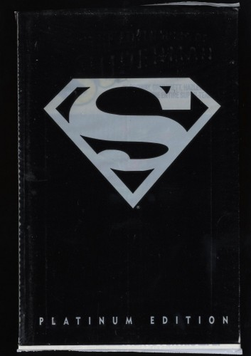 Superman #500 Platinum Edition