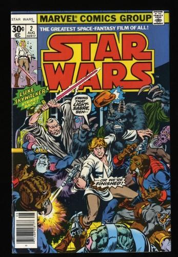 Star Wars #2 NM- 9.2