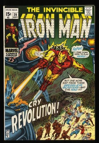 Iron Man #29 VF 8.0 Marvel Comics